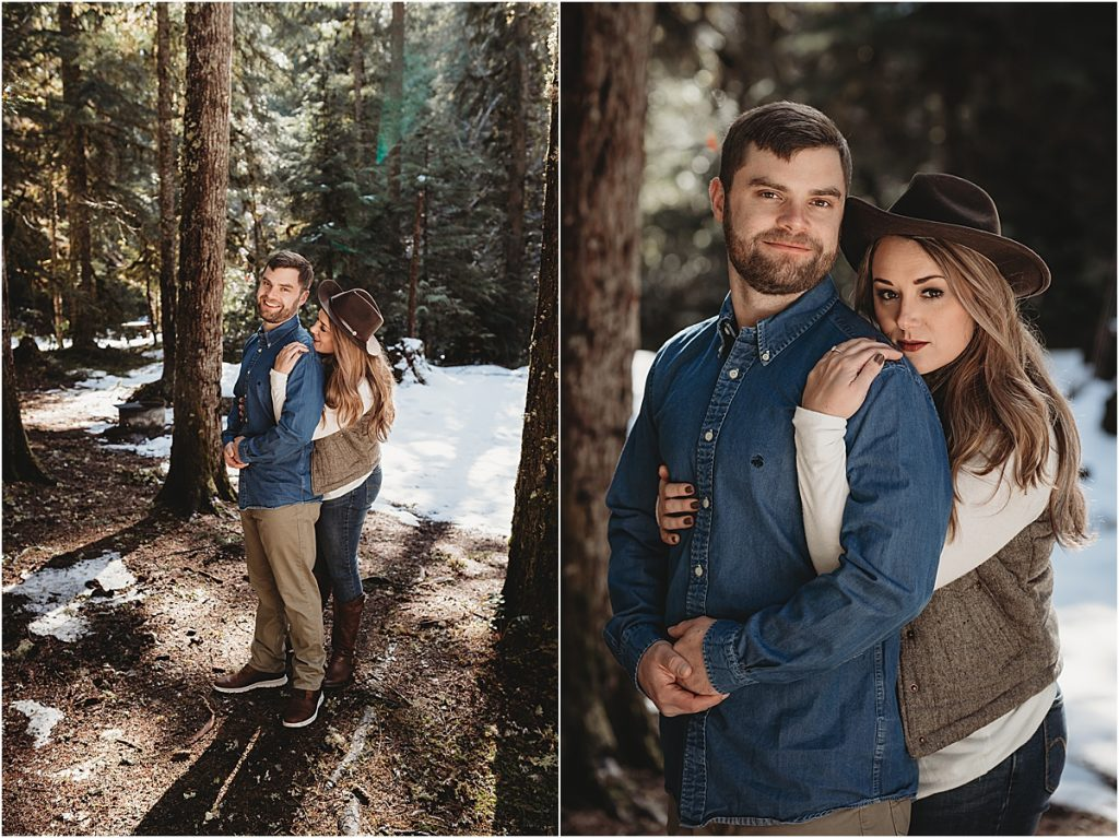 Forest engagement photo