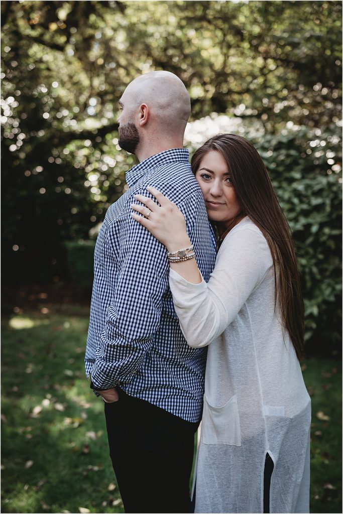 Engagement poses