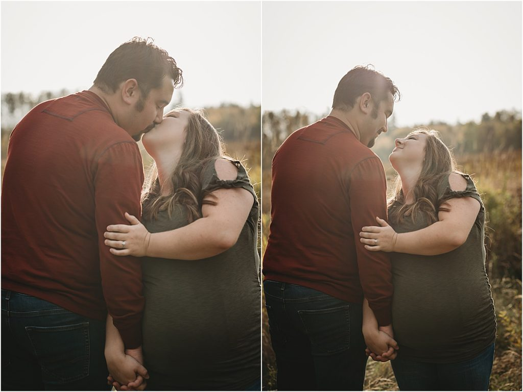 Maternity Photos Minto Brown