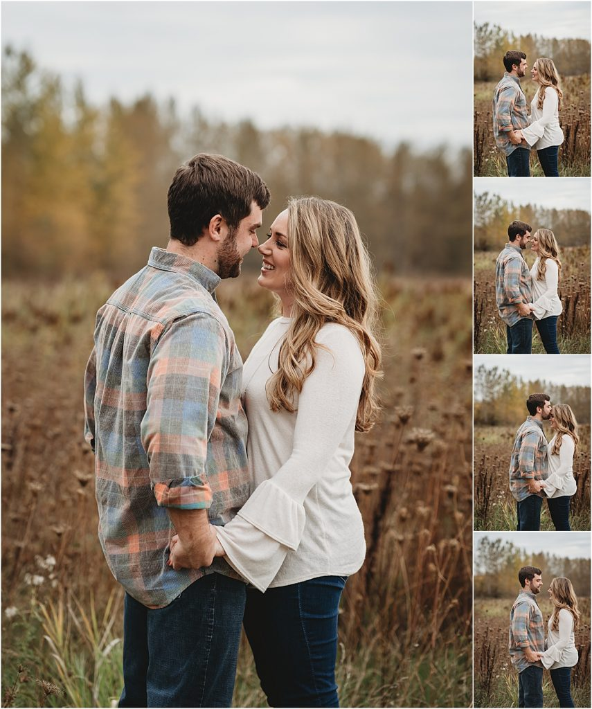 mini engagement session