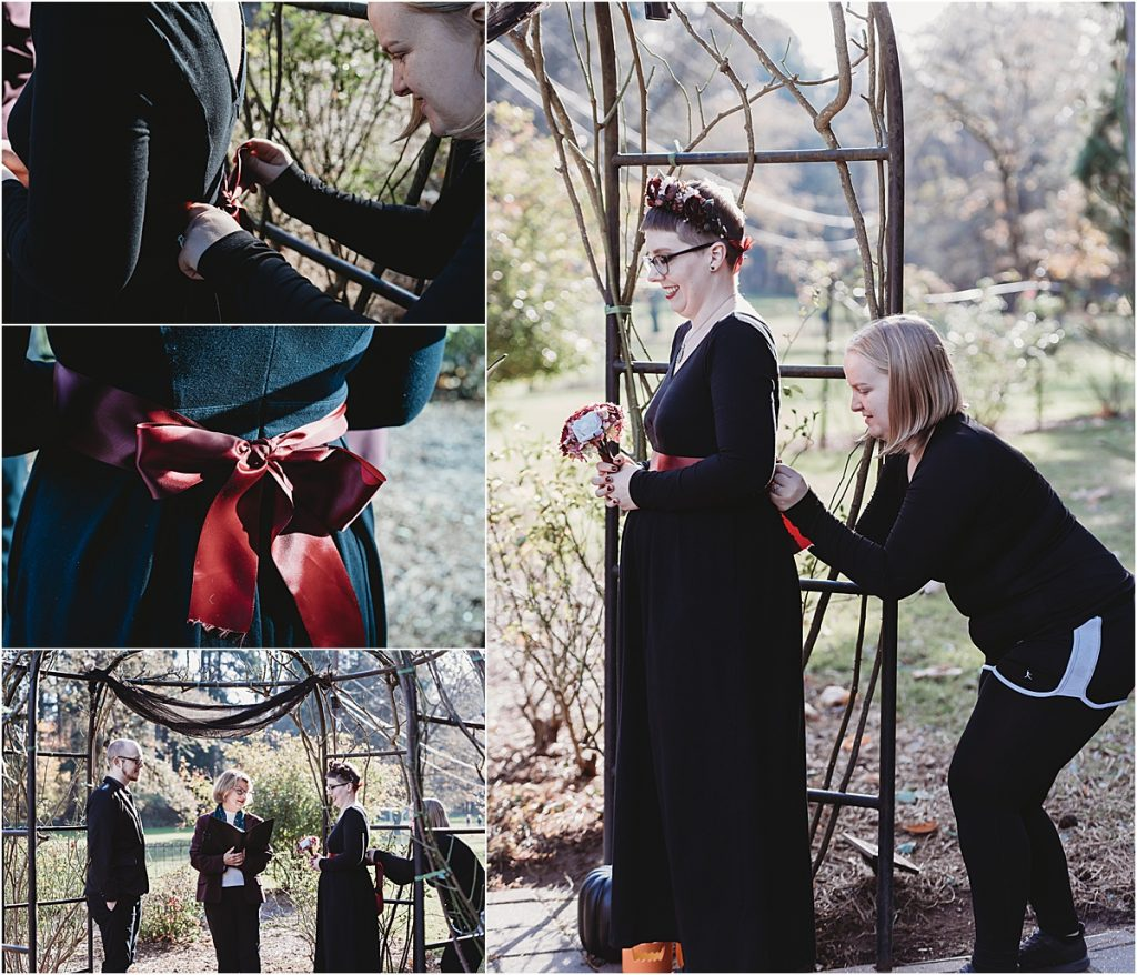 Avery Park Elopement