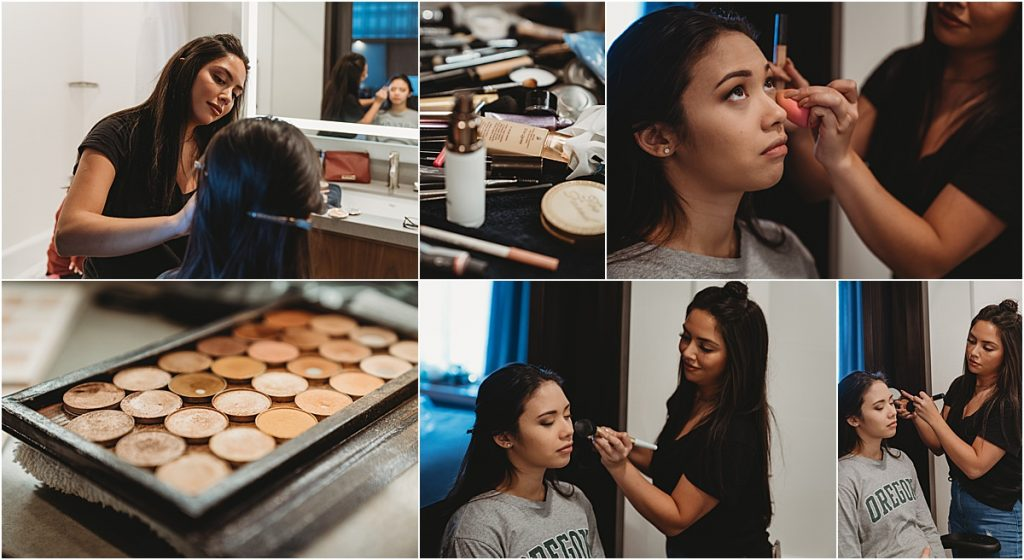 Cassidy Elise Makeup
