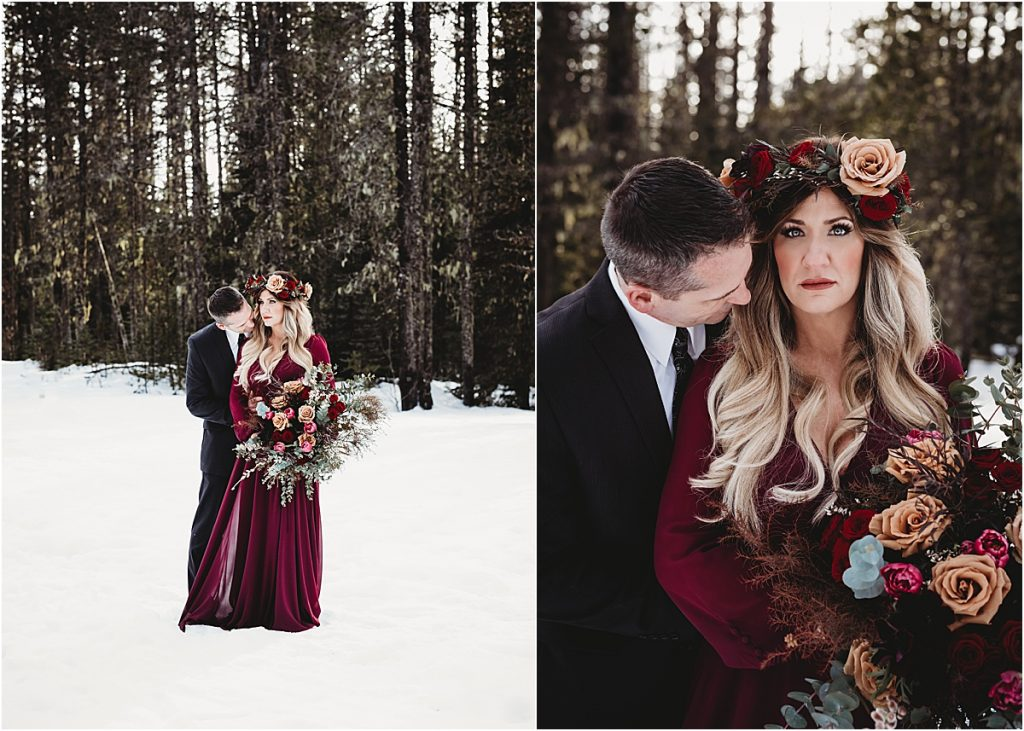 Mount Hood Elopement