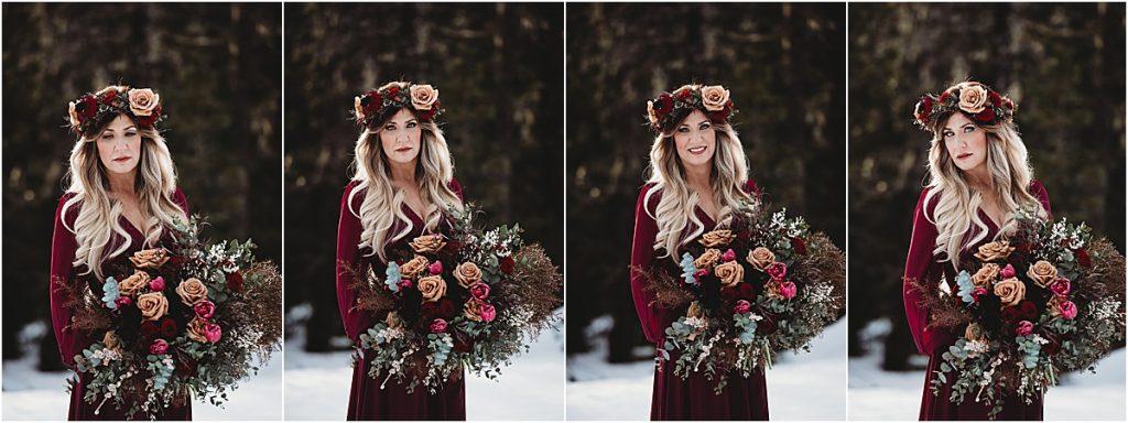 Mount Hood elopement photographer
