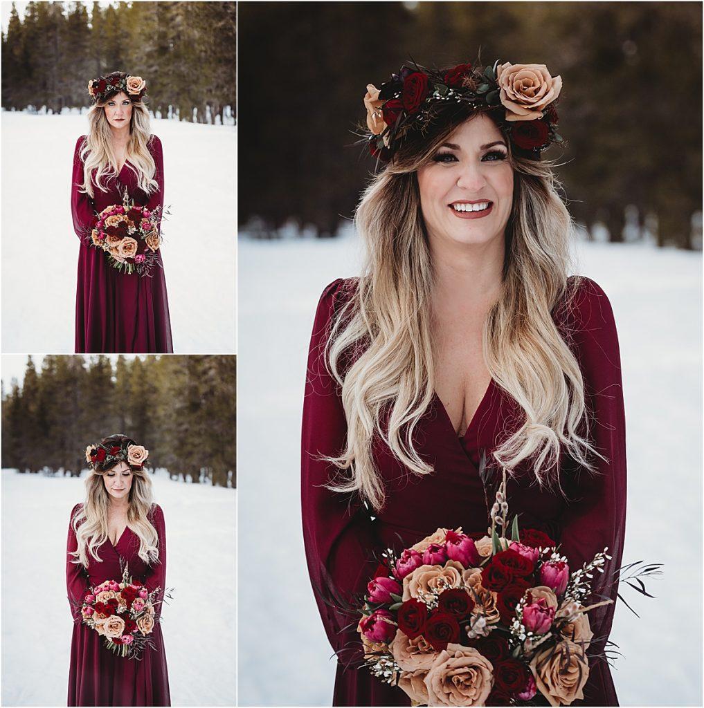 Styled Wedding Mount Hood