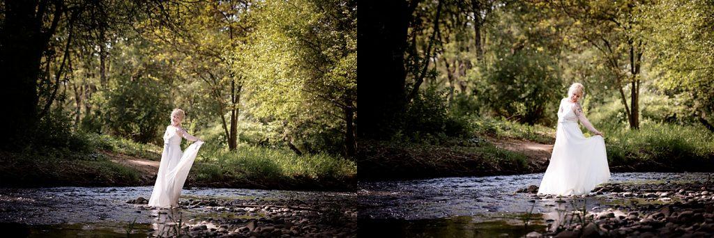 creek photo session