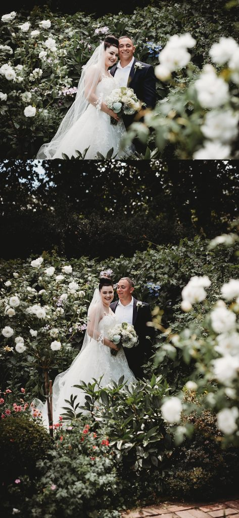 Salem Oregon intimate wedding