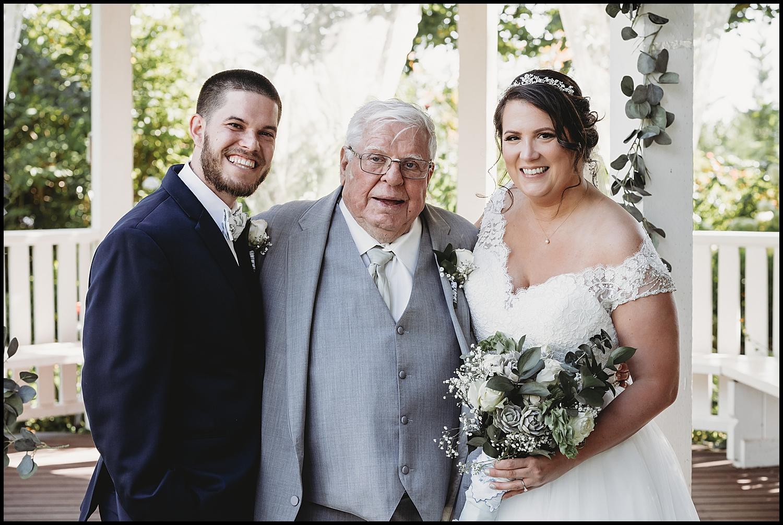 grandpa ring bearer