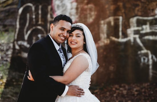 Troutdale House wedding